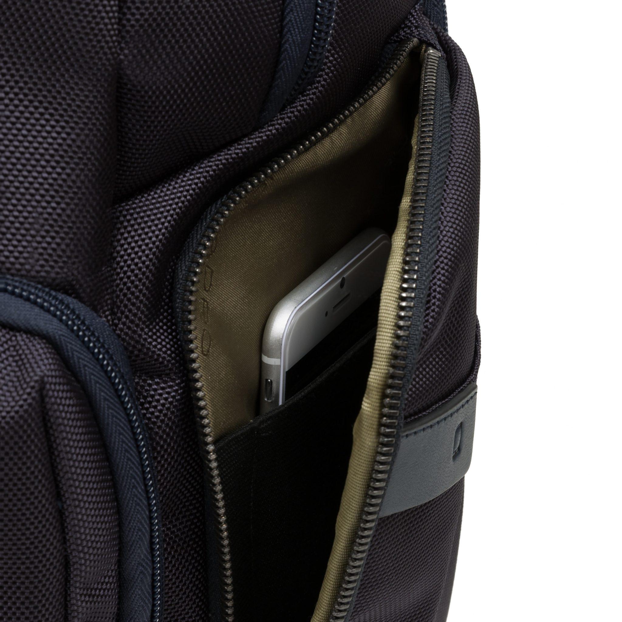 15d81b66494ee4 Zaino fast-check porta PC/iPad®Air/Pro 9,7 - Antonella Moda